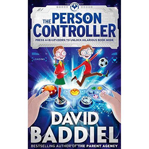 David Baddiel - The Person Controller - Preis vom 16.06.2021 04:47:02 h