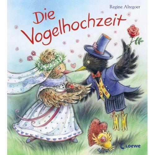 Regine Altegoer - Die Vogelhochzeit - Preis vom 27.07.2021 04:46:51 h