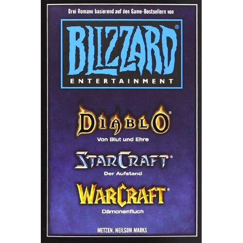 Chris Metzen - Warcraft, Starcraft, Diablo - Blizzard Legends Bd. 1 - Preis vom 13.06.2021 04:45:58 h