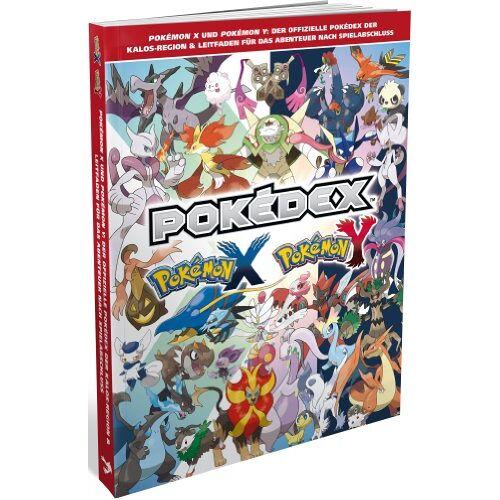 - Pokemon X, Pokemon Y, Pokedex - Preis vom 20.06.2021 04:47:58 h
