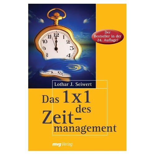 Seiwert, Lothar J. - Das 1 x 1 des Zeitmanagements - Preis vom 23.07.2021 04:48:01 h