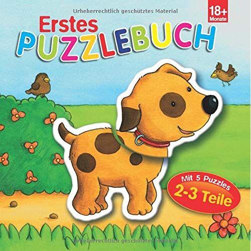 - Erstes Puzzlebuch Hund: 5 Puzzles mit je 2-3 Teilen - Preis vom 23.09.2021 04:56:55 h