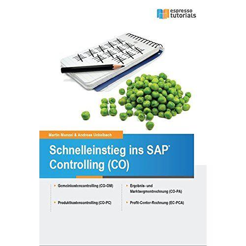 Martin Munzel - Schnelleinstieg ins SAP-Controlling (CO) - Preis vom 14.06.2021 04:47:09 h