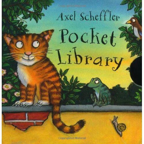 Axel Scheffler - Axel Scheffler Pocket Library - Preis vom 29.07.2021 04:48:49 h