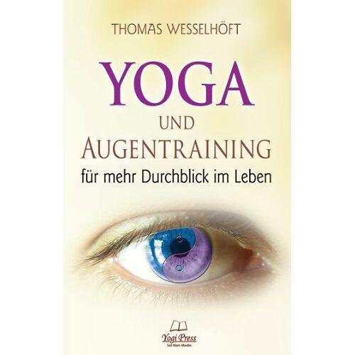 Thomas Wesselhöft - Yoga und Augentraining - Preis vom 19.06.2021 04:48:54 h