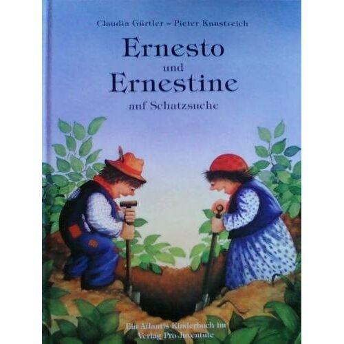 Claudia Gürtler - Ernesto und Ernestine auf Schatzsuche - Preis vom 28.07.2021 04:47:08 h