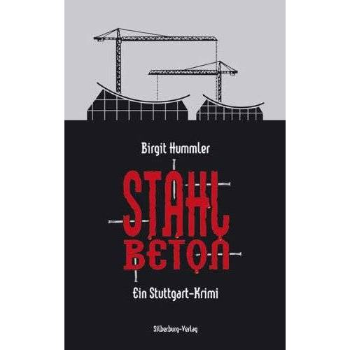 Birgit Hummler - Stahlbeton: Ein Stuttgart-Krimi - Preis vom 22.06.2021 04:48:15 h