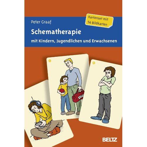 Peter Graaf - Schematherapie mit Kindern, Jugendlichen und Erwachsenen: Kartenset mit 56 Bildkarten. Mit zwölfseitigem Booklet - Preis vom 19.06.2021 04:48:54 h