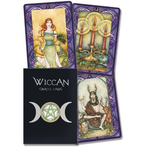 Lo Scarabeo - Wicca Oracle - Preis vom 12.06.2021 04:48:00 h