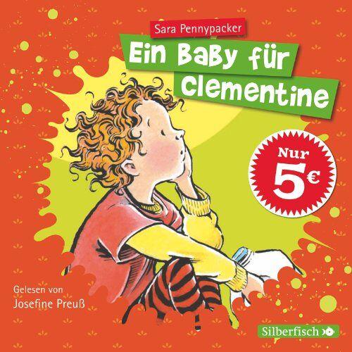 Sara Pennypacker - Clementine, Band 5: Ein Baby für Clementine: 1 CD - Preis vom 16.06.2021 04:47:02 h