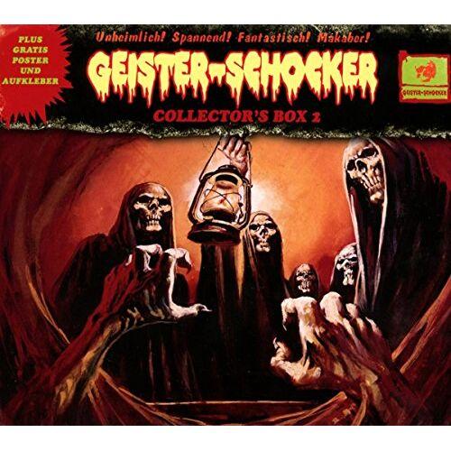 Geister-Schocker - Geister-Schocker Collector's Box 2 (Folge 4-6) - Preis vom 14.06.2021 04:47:09 h