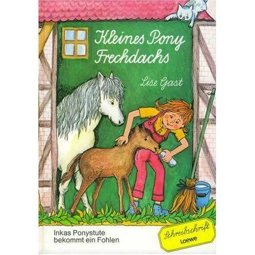Lise Gast - Kleines Pony Frechdachs - Preis vom 14.06.2021 04:47:09 h