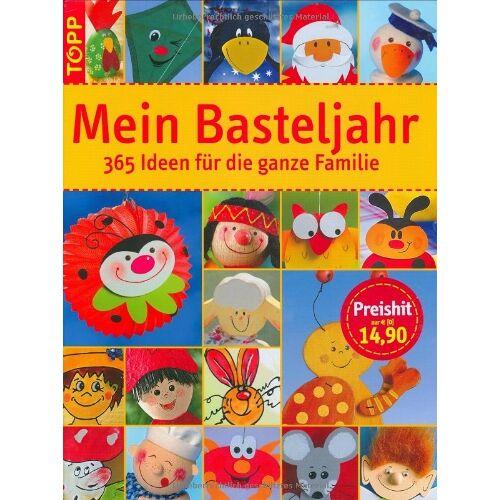 - Mein Basteljahr: 365 Ideen für die ganze Familie - Preis vom 09.06.2021 04:47:15 h