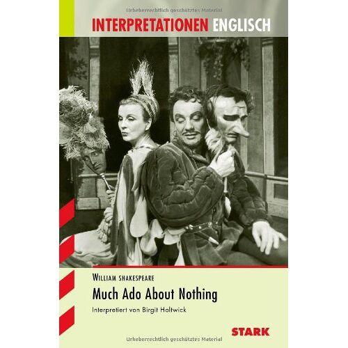 Birgit Holtwick - Interpretationshilfe Englisch / William Shakespeare: Much Ado About Nothing - Preis vom 15.06.2021 04:47:52 h