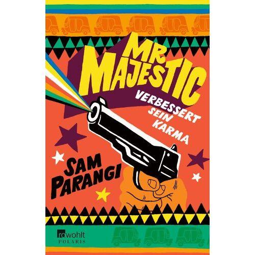 Sam Parangi - Mr. Majestic verbessert sein Karma - Preis vom 22.06.2021 04:48:15 h