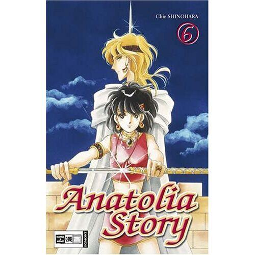 Chie Shinohara - Anatolia Story 06 - Preis vom 11.06.2021 04:46:58 h