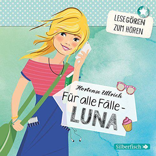 Hortense Ullrich - Für alle Fälle - Luna: 2 CDs (Lesegören zum Hören) - Preis vom 11.06.2021 04:46:58 h