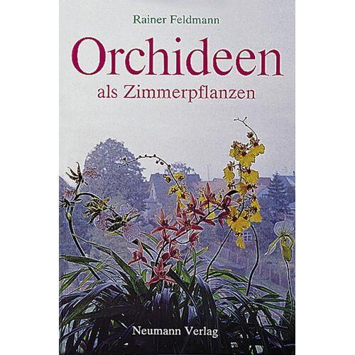 Rainer Feldmann - Orchideen als Zimmerpflanzen. Ihre Kultur auf der Fensterbank - Preis vom 11.06.2021 04:46:58 h