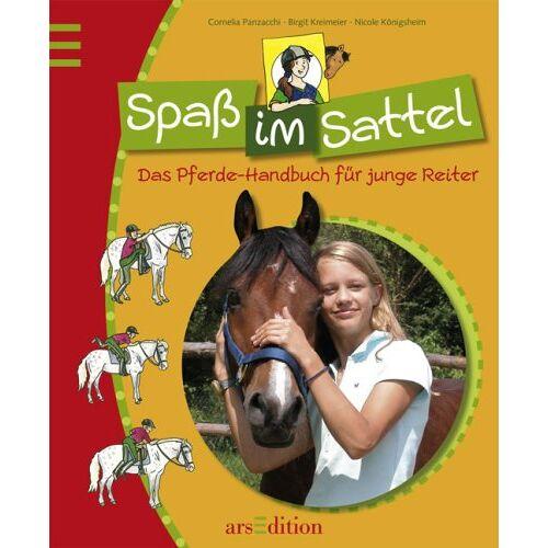 Cornelia Panzacchi - Spaß im Sattel: Das Pferde-Handbuch für junge Reiter - Preis vom 13.06.2021 04:45:58 h