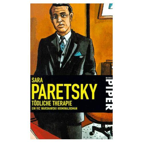 Sara Paretsky - Tödliche Therapie: Ein Vic Warshawski Kriminalroman - Preis vom 12.10.2021 04:55:55 h