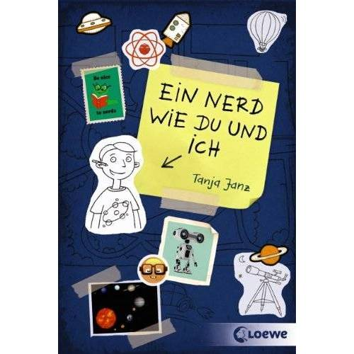 Tanja Janz - Ein Nerd wie du und ich - Preis vom 21.06.2021 04:48:19 h
