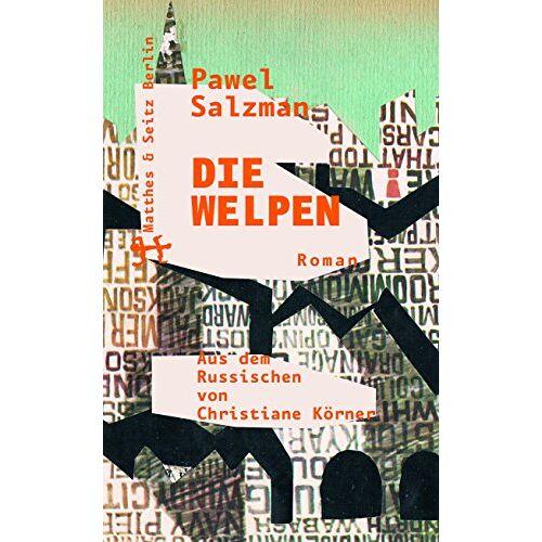 Pawel Salzman - Die Welpen - Preis vom 16.06.2021 04:47:02 h