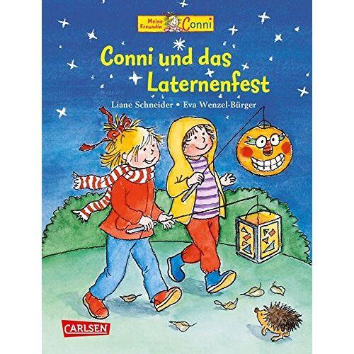 Liane Schneider - Conni-Bilderbücher: Conni und das Laternenfest: Mini-Bilderbuch - Preis vom 13.06.2021 04:45:58 h