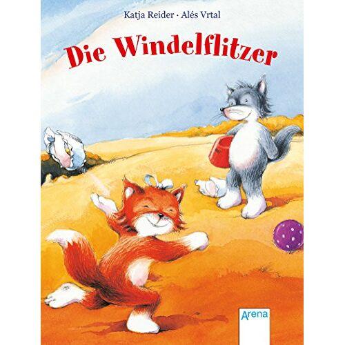 Katja Reider - Die Windelflitzer - Preis vom 09.06.2021 04:47:15 h