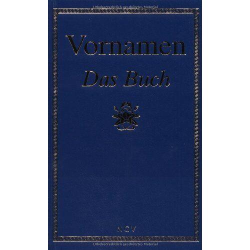 - Vornamen - Das Buch - Preis vom 13.06.2021 04:45:58 h
