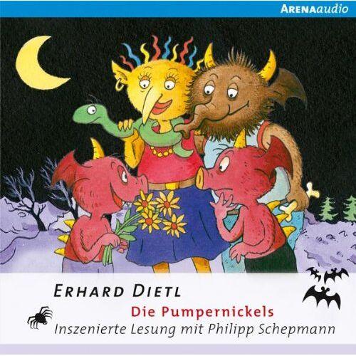 Erhard Dietl - Die Pumpernickels: Inszenierte Lesung - Preis vom 18.06.2021 04:47:54 h