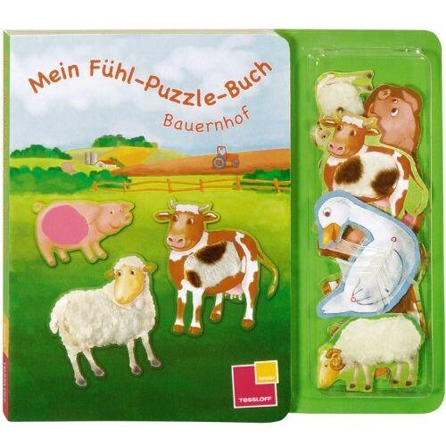 - Mein Fühl-Puzzle-Buch. Bauernhof - Preis vom 01.08.2021 04:46:09 h