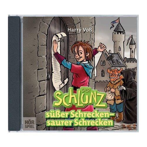Harry Voß - Der Schlunz - Süßer Schrecken, saurer Schrecken - Preis vom 11.06.2021 04:46:58 h