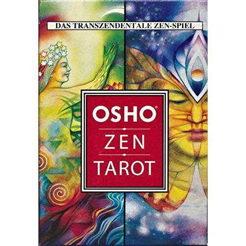 Osho - Tarotkarten, Osho Zen Tarot, 78 Tarot-Karten - Preis vom 17.06.2021 04:48:08 h