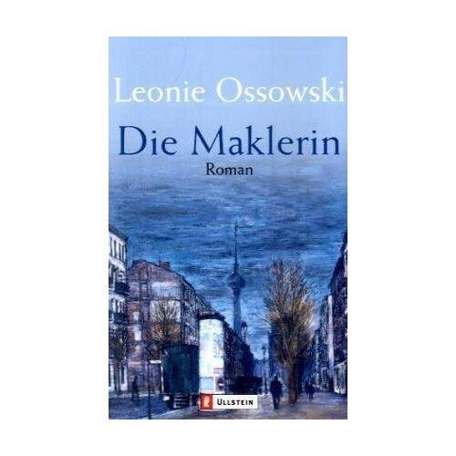Leonie Ossowski - Die Maklerin: Roman - Preis vom 20.06.2021 04:47:58 h