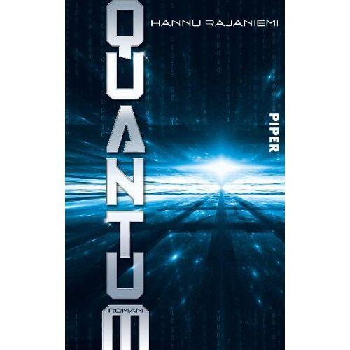 Hannu Rajaniemi - Quantum: Roman (Quantum, Band 1) - Preis vom 19.06.2021 04:48:54 h