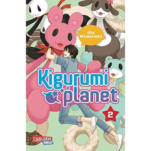 Ellie Mamahara - Kigurumi Planet, Band 2 - Preis vom 19.06.2021 04:48:54 h