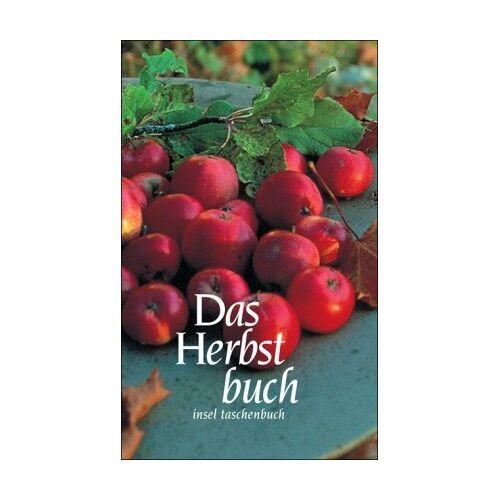Hans Bender - Das Herbstbuch: Gedichte und Prosa - Preis vom 13.06.2021 04:45:58 h