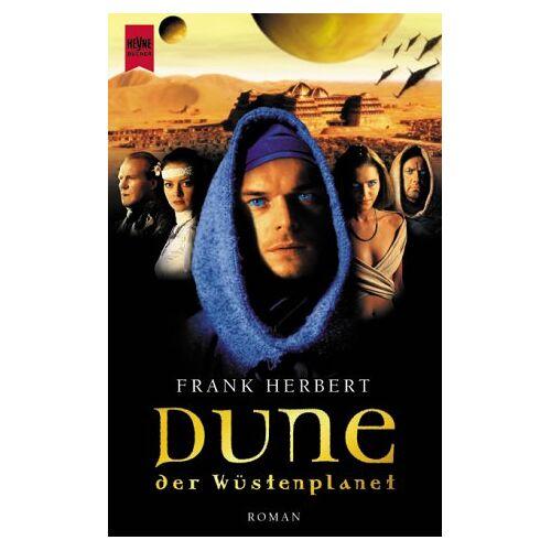Frank Herbert - Dune - Der Wüstenplanet. Der Roman zum grossen TV- Event auf ProSieben. - Preis vom 11.06.2021 04:46:58 h