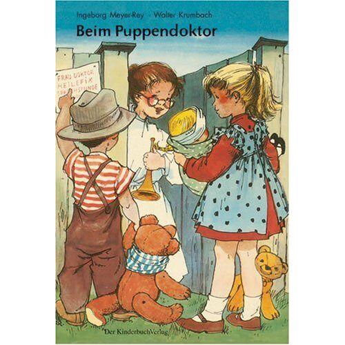 Walter Krumbach - Beim Puppendoktor - Preis vom 22.06.2021 04:48:15 h