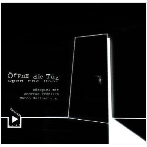 Pandoras Play - Öffne Die Tür - Open The Door - Preis vom 14.06.2021 04:47:09 h