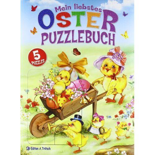 - Mein liebestes Oster-Puzzlebuch - Preis vom 23.07.2021 04:48:01 h