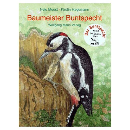 Nele Moost - Baumeister Buntspecht - Preis vom 19.06.2021 04:48:54 h