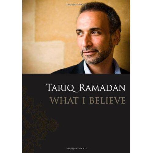 Tariq Ramadan - What I Believe - Preis vom 22.06.2021 04:48:15 h