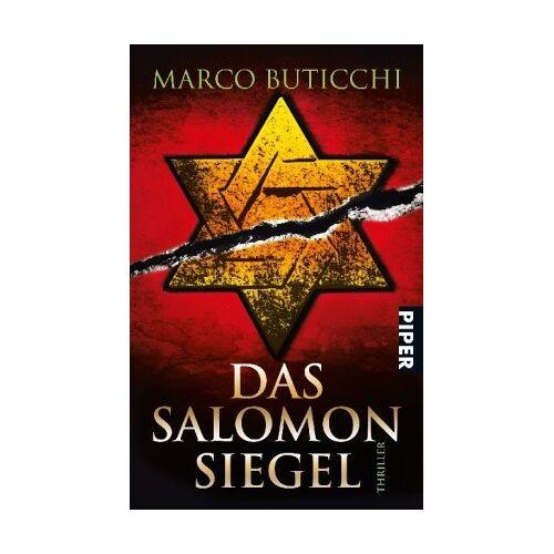 Marco Buticchi - Das Salomon-Siegel: Thriller - Preis vom 14.06.2021 04:47:09 h
