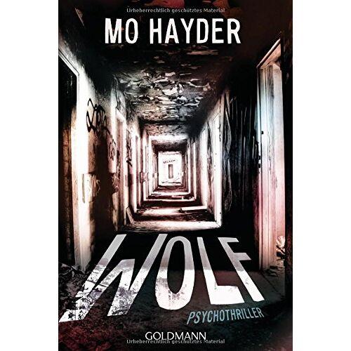 Mo Hayder - Wolf: Der 7. Fall für Jack Caffery - Psychothriller (Die Inspektor-Caffery-Thriller, Band 7) - Preis vom 17.06.2021 04:48:08 h