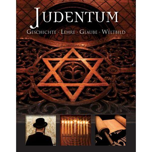 Parragon - Judentum: Geschichte -Lehre- Glaube -Weltbild - Preis vom 09.06.2021 04:47:15 h