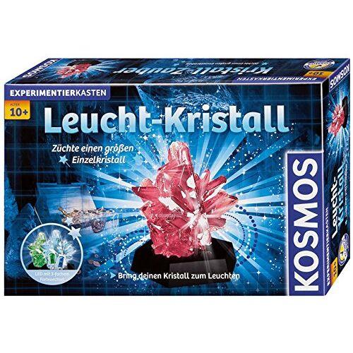 - Kosmos 644116 - Leucht-Kristall, Experimentierkaesten - Preis vom 15.10.2021 04:56:39 h