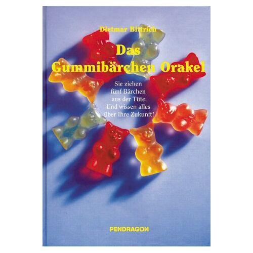 Dietmar Bittrich - Das Gummibärchen-Orakel - Preis vom 22.07.2021 04:48:11 h