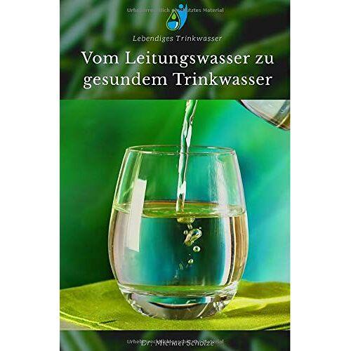Scholze, Dr. Michael - Vom Leitungswasser zu gesundem Trinkwasser: Dein Weg zu gesundem Wasser einfach & verständlich - Preis vom 09.06.2021 04:47:15 h
