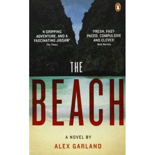 Alex Garland - The Beach - Preis vom 21.06.2021 04:48:19 h